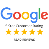 Google 5 star rating logo