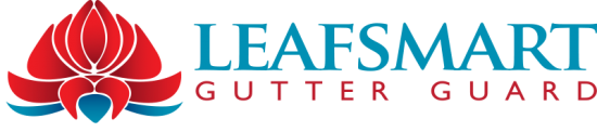 The Leafsmart Gutter Guard logo.